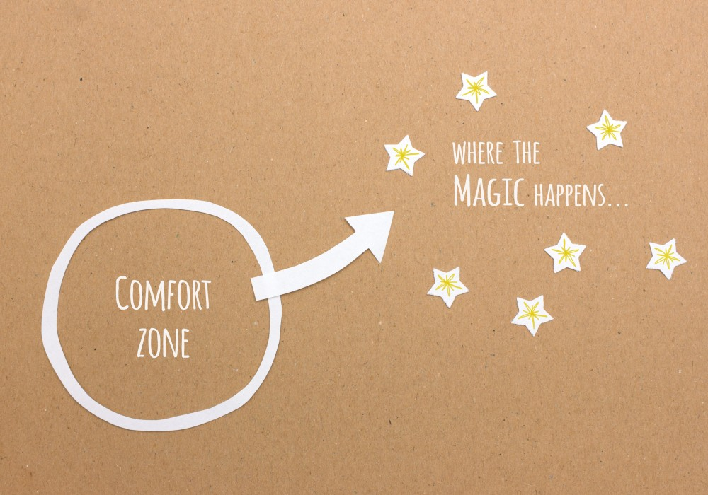 How to Embrace New Experiences Outside Your Comfort Zone