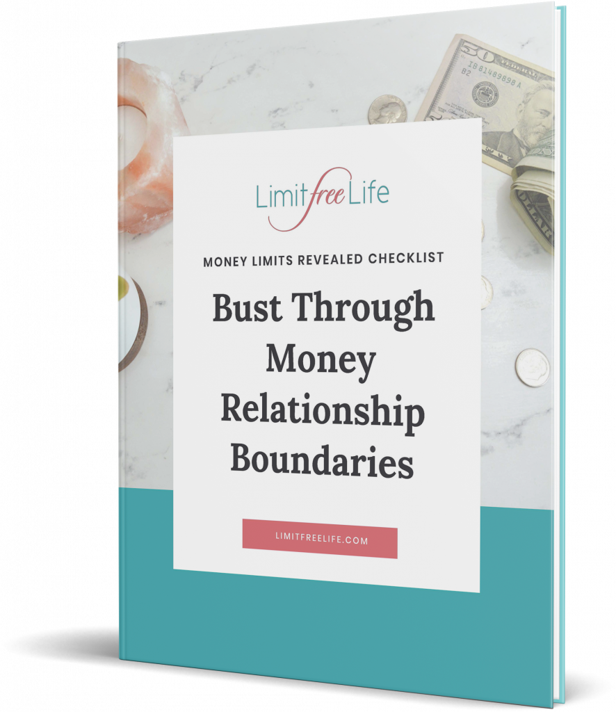 Bust Through Money Relationship Boundaries PDF Cover